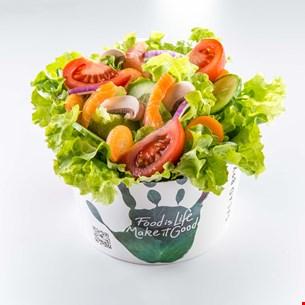 Salată Alaska ciuperci fierte