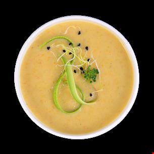 Supă cremă dovlecel