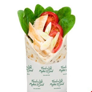 Chicken Mini Wraps