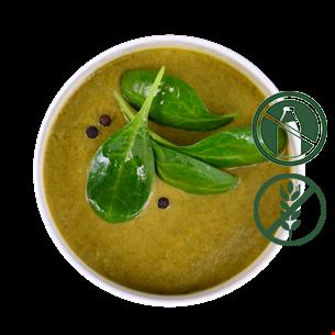 Supă cremă spanac