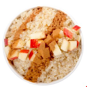 Quinoa with Apples